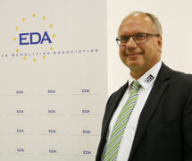 Interview to Andreas Pocha, general manager of the German Demolition Association, DA