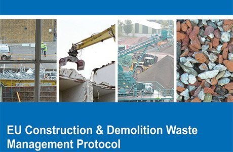 Demolition Recycled Building Materials