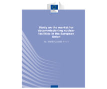 Study on the market for decommissioning nuclear facilities in the EU