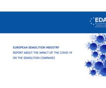 European Demolition Industry – Report about the impact of the COVID-19 on the demolition companies