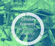 Circular economy – Principles for Buildings Design